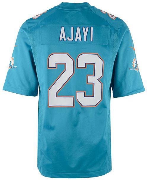 d88e5ae4 Jay Ajayi Miami Dolphins Game Jersey, Big Boys (8-20)