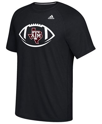 adidas Men's Texas A&M Aggies Pigskin T-Shirt
