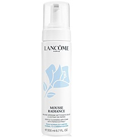 Mousse Radiance Clarifying Self-Foaming Cleanser, 6.8 fl oz.