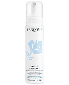 Lancôme Mousse Radiance Clarifying Self-Foaming Cleanser, 6.8 fl oz.