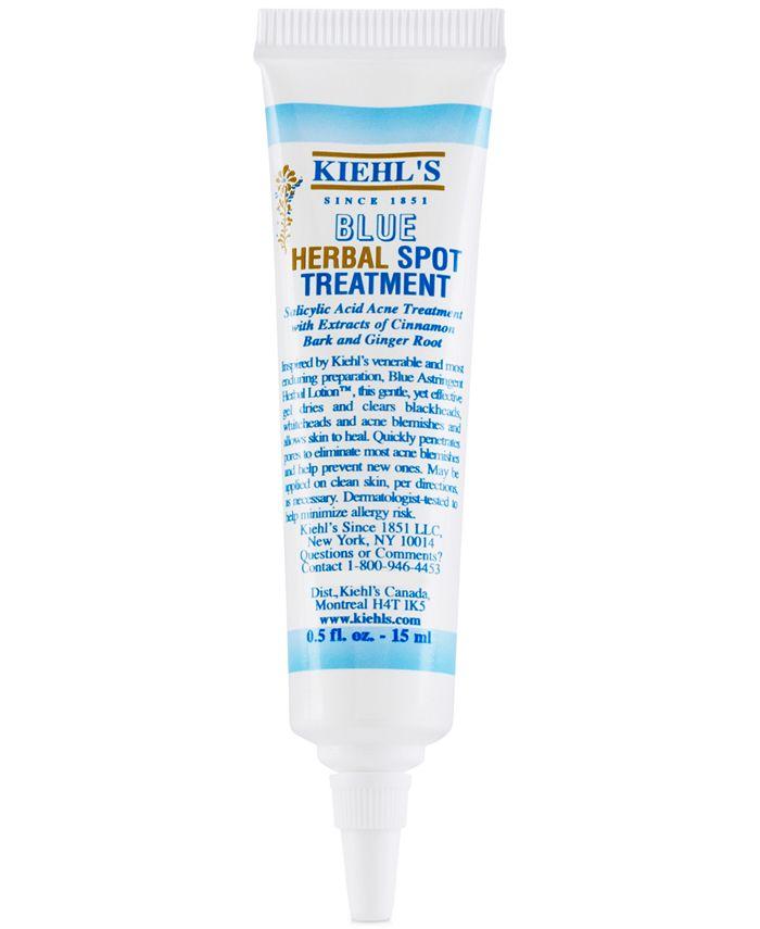 Kiehl's Since 1851 - Blue Herbal Spot Treatment, 0.5-oz.
