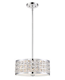 Lite Source Damond Pendant Lamp