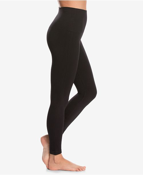 bfbd95f2ea905 SPANX Women's Look At Me Now Tummy Control Leggings & Reviews ...