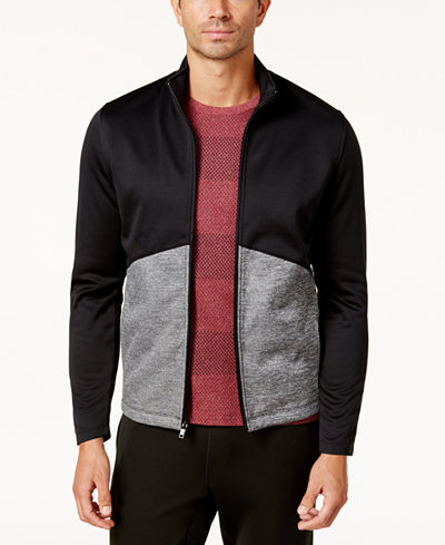 Alfani Men's Stretch Colorblocked Jacket, Created for Macy's