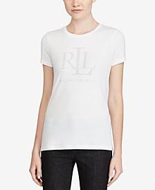 Studded Jersey T-Shirt