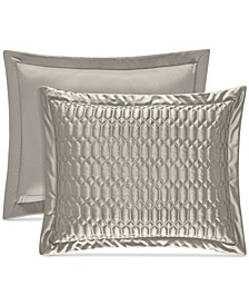 Satinique Quilted King Sham