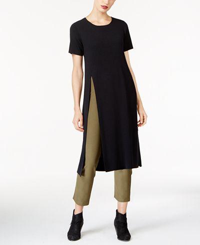 Eileen Fisher Wool Tunic, Regular & Petite