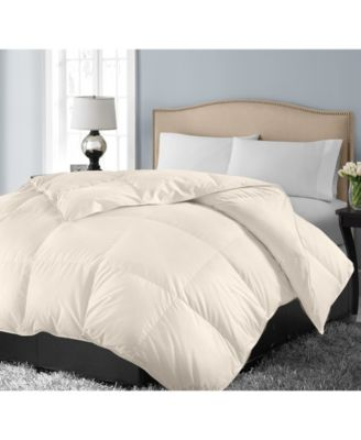 1000-Thread Count Twin Down Comforter