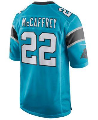 Christian McCaffrey Carolina Panthers Therma Long Sleeve Jersey