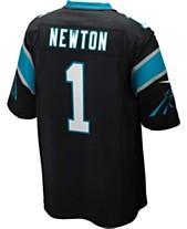 Nike Men s Cam Newton Carolina Panthers Game Jersey b5c1e087e