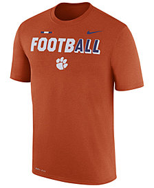 Nike Men's Clemson Tigers Legend Football T-Shirt