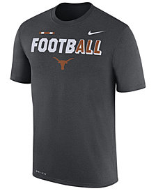 Nike Men's Texas Longhorns Legend Football T-Shirt