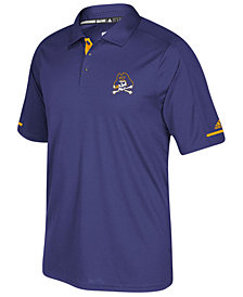 adidas Men's East Carolina Pirates Sideline Climachill Polo