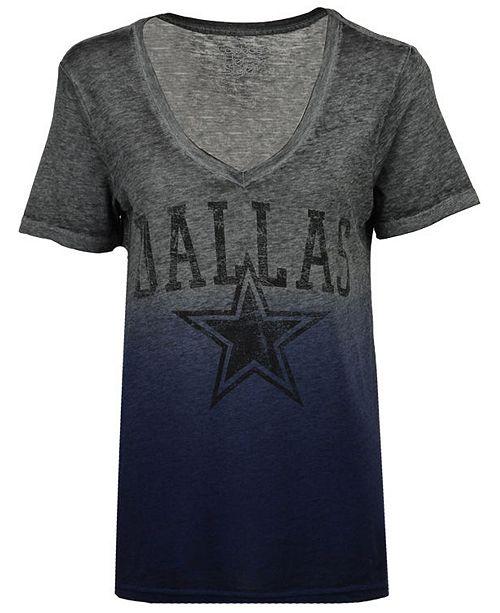 Authentic NFL Apparel Women s Dallas Cowboys Kellway T-Shirt ... 45a00887c3