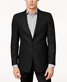 Men's Slim-Fit Textured Sport Coat
