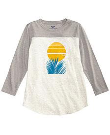 Roxy Long-Sleeve T-Shirt, Big Girls