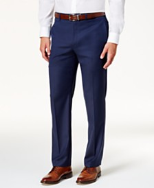Lauren Ralph Lauren Men's Microtwill Ultraflex Dress Pants