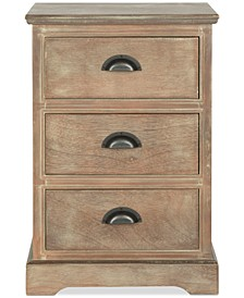 Griffin 3-Drawer Side Table