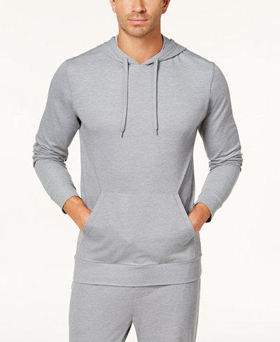 32 Degrees Men's Piqué Pajama Hoodie