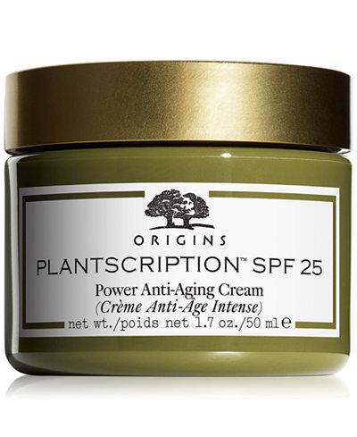 Origins Plantscription SPF 25 Anti-aging Cream 1.7 oz.