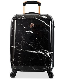 """CLOSEOUT! Heys Marquina 21"""" Carry-On Hardside Expandable Spinner Suitcase"""