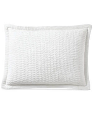 Hotel Collection Brushstroke Quilted King Sham Created for Macys Bedding