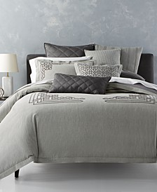 Fretwork Bedding Collection, Created for Macy's