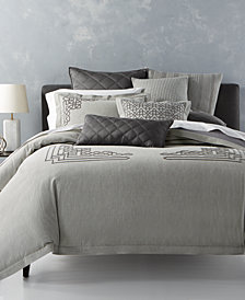 Hotel Collection Fretwork Duvet Covers, Created for Macy's