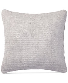 "Lauren Ralph Lauren Alene Ribbon-Knit 18"" Square Decorative Pillow"