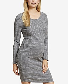 Jessica Simpson Maternity Sheath Dress