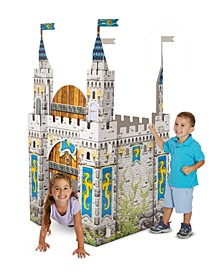 Melissa & Doug Castle Playhouse