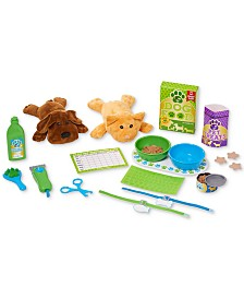 Melissa & Doug Pet Vet Play Set Collection