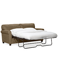 "Kaleigh 84"" Fabric Queen Sleeper Sofa Bed"