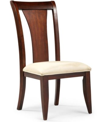 Metropolitan Splat Back Side Chair Created for Macys Furniture