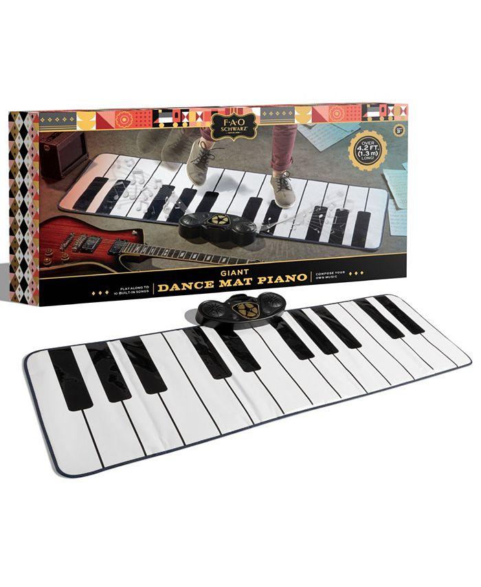 FAO Schwarz - Piano Dance Mat