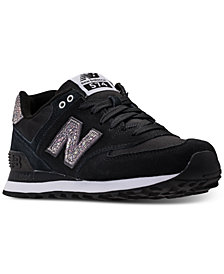 New Balance Women's 574 Shattered Pearl Casual Sneakers from Finish Line