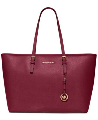 MICHAEL Michael Kors Jet Set Travel Top Zip Multifunction Tote