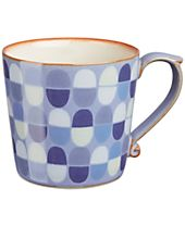Denby Dinnerware Heritage Fountain Collection Accent Mug