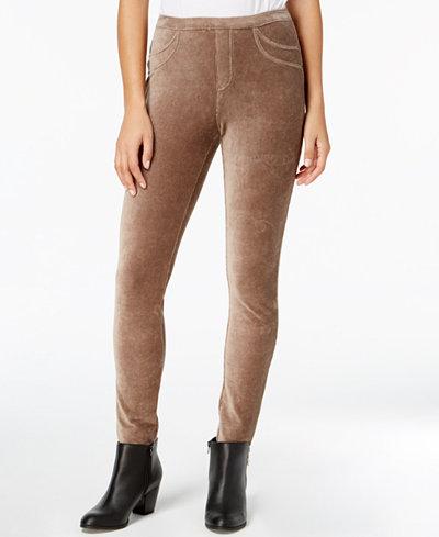 Style Amp Co Corduroy Leggings Created For Macy S Pants