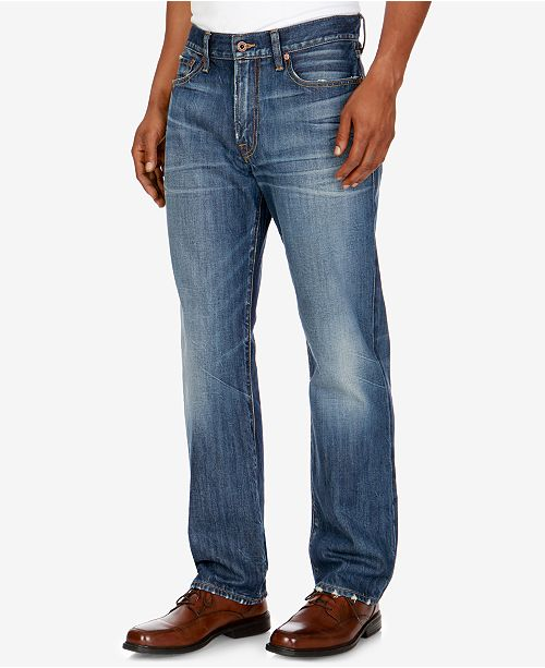 73bb43f3 Lucky Brand Men's 363 Vintage Straight-Leg Jeans & Reviews - Home ...