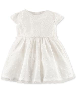 Carters DotPrint Tulle Dress Baby Girls (024 months)