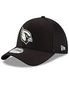 Arizona Cardinals Black/White Neo MB 39THIRTY Cap