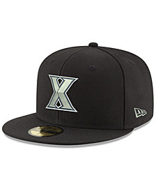 New Era Xavier Musketeers Shadow 59FIFTY Fitted Cap