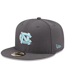 New Era North Carolina Tar Heels Shadow 59FIFTY Fitted Cap