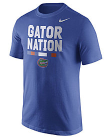 Nike Men's Florida Gators Verbiage T-Shirt