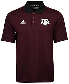 adidas Men's Texas A&M Aggies 2017 Coaches Polo