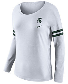 Nike Women's Michigan State Spartans Tailgate T-Shirt