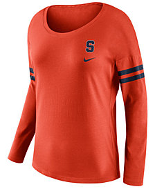 Nike Women's Syracuse Orange Tailgate T-Shirt