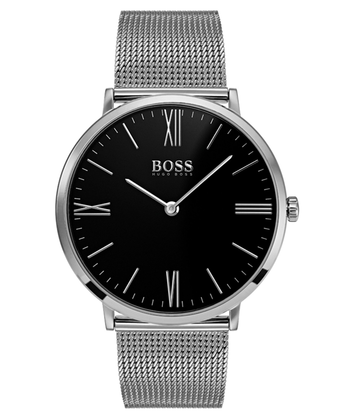 Jackson Stainless Steel Mesh Bracelet Watch <table align='center'> <tr><th>Size:42mm</th></tr><tr><td>$224.00</td></tr></table>