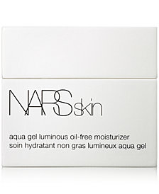 NARS Aqua Gel Luminous Oil-Free Moisturizer, 1.8-oz.